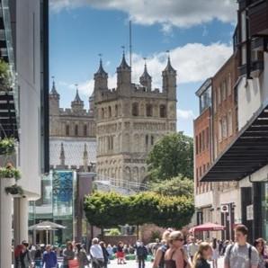 Shopping - Exeter City Centre - Princesshay