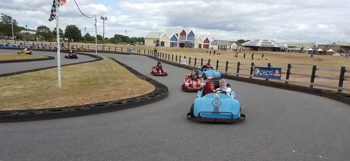 Track Racing at Dawlish Warren