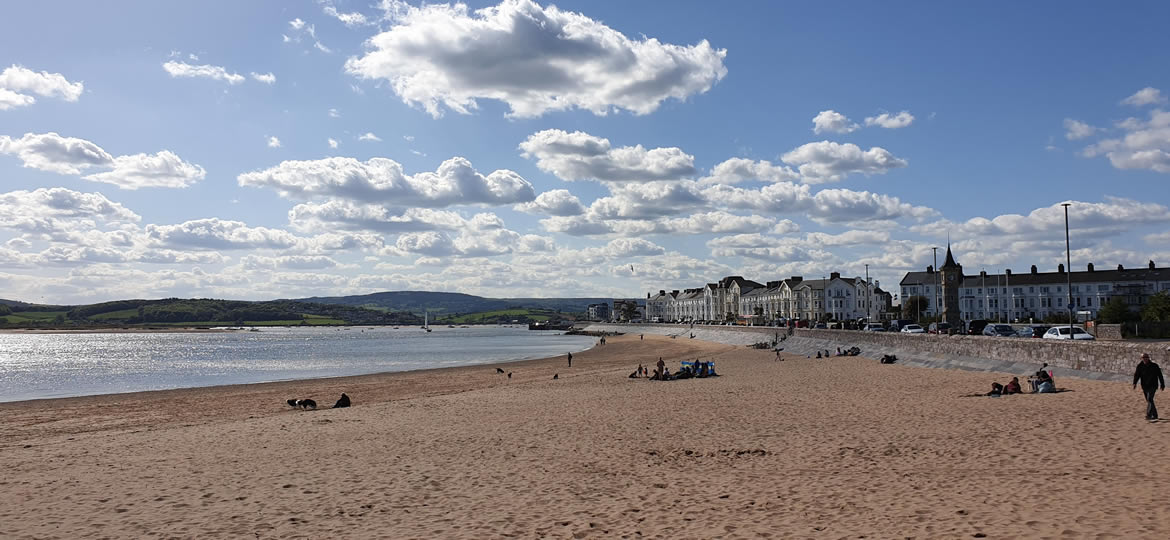 Exmouth Beach Day T